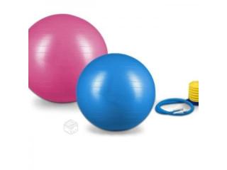 Bola plástica para ejercicios