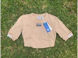 Crop Top Adidas Nuevo L. 550
