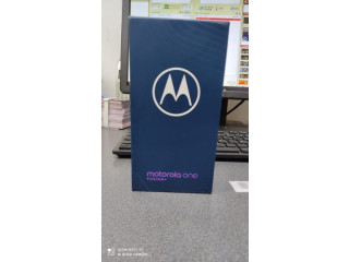 Motorola One Fusión plus