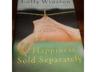 Happiness Sold Separately - Lolly Winston