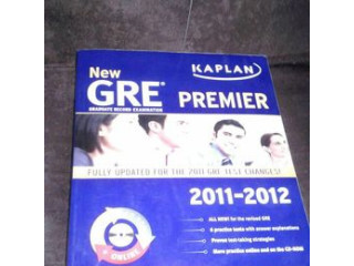 Kaplan GRE Premier 2011-2012
