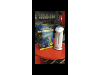 Atomizador automático de gel o jabón