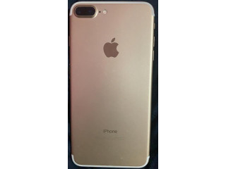 IPhone 7 Plus Gold Rose 32 GB