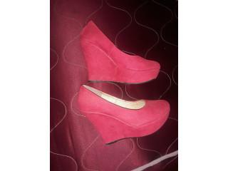 Lindos zapatos de plataforma