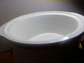 Arrocera de porcelana