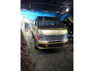Nissan Urvan - Ganga