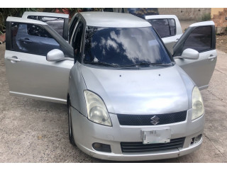 Suzuki swift 2007 de agencia