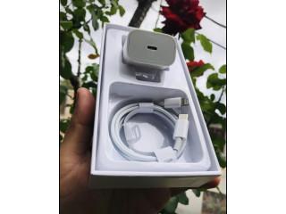 Cargador carga rápida de 18W Apple