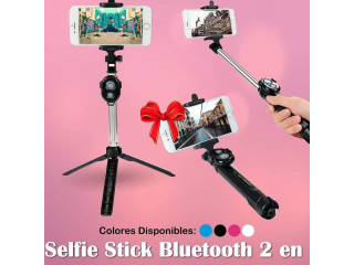 Selfie STICK 2 en 1