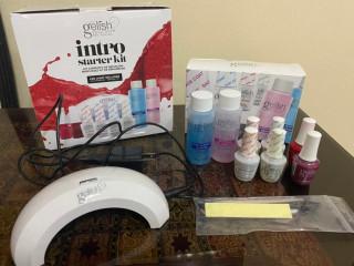 Máquina de pintado uñas permanente