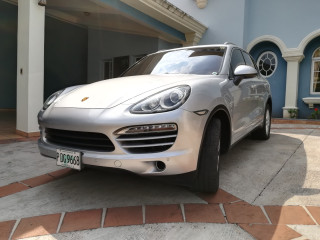 2011 Porsche Cayenne diésel