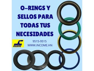 Sellos/ O-rings