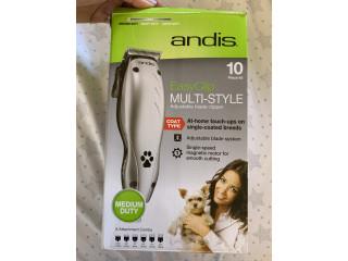 Maquina para corte de pelo de mascotas