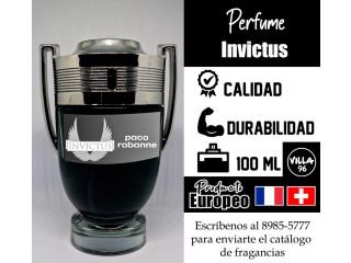 Perfumes de calidad y durabilidad para caballeros de 100ml