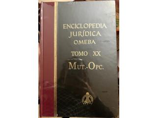 Enciclopedia Jurídica Omeba