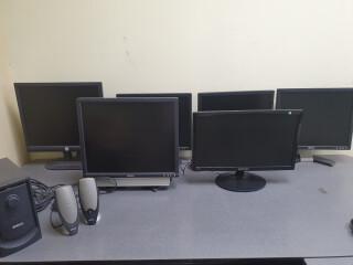 Lote de Monitores  y Más