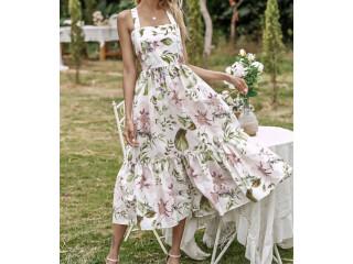 Lindo vestido talla M (Nuevo)