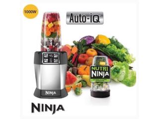 Licuadora Nutri-Ninja IQ 1000 watts