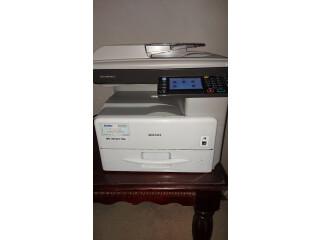 Impresora multifuncional marca Ricoh serie Mp301