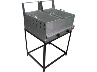 Freidora pollo Industrial