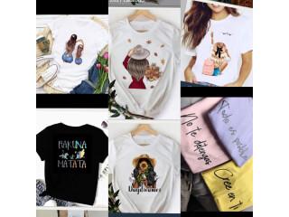 Camisas a la moda
