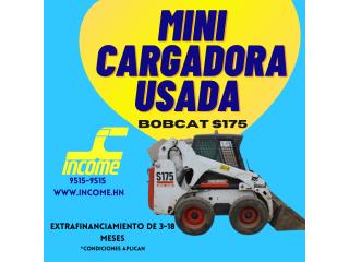 Mini Cargadora Bobcat