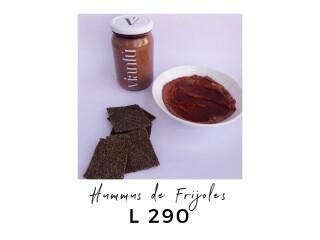 Hummus de frijoles sipe