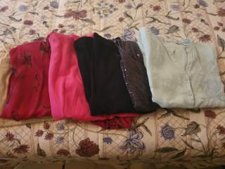 Donación de ropa usada