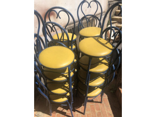 Mesas y sillas GaNGA