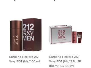Perfumes solo marcas originales