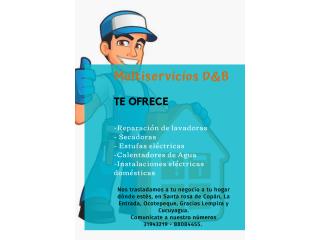Te ofrecemos nuestros servicios