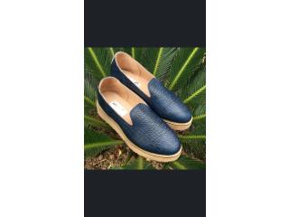 Zapatos de puro cuero