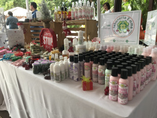 Jabones y productos de cosmética natural