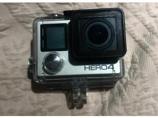 Camara GoPro Hero 4 Silver