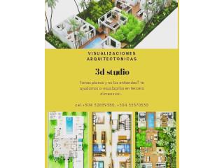 Visualizaciones arquitectonicas