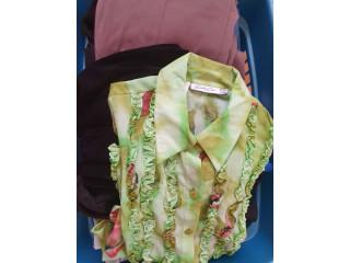 Donación de ropa de adulto