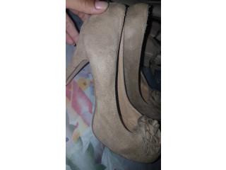 Zapato Americano de 150 a 200 lps