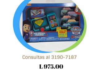 Juguete de niño /tarjetas animadas/PAW PATROL