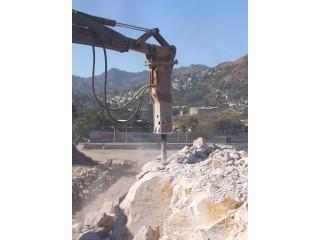 Martillo Hidraulico para Demolicion