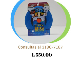 Platillo Volador/musical/bluetooth