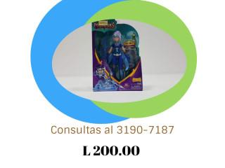 Muñeca/MYSTICONS