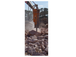 Martillo Hidraulico para Demolicion, para Excavadora