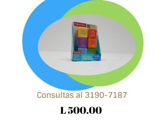 Cubos de colores/multicolores
