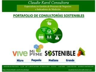 Consultorías Sostenibles Corporativas