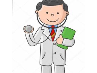 Busco trabajo como médico general