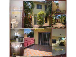 Renta de casa en residencial Villas Paraiso