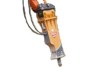 Martillos Hidraulicos, para Demolición pesada